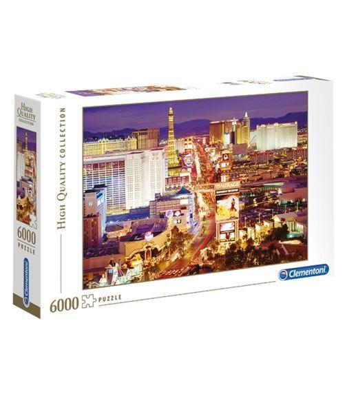 CLEMENTONI Beauty Of Las Vegas 6000 Pieces