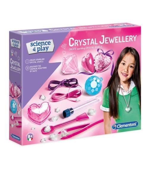 CLEMENTONI Crystal Jewels (UK)