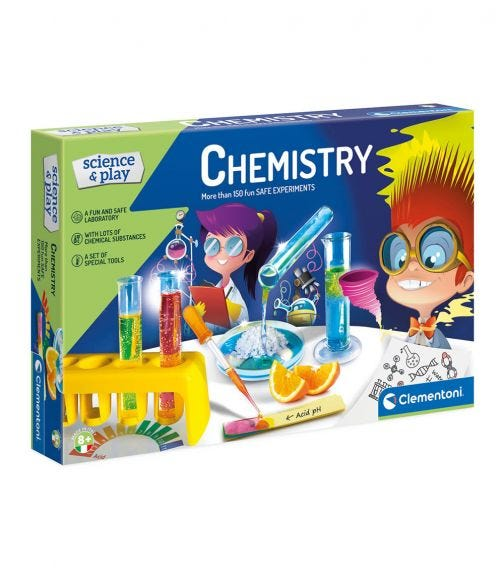 CLEMENTONI Chemistry (Great Britain)
