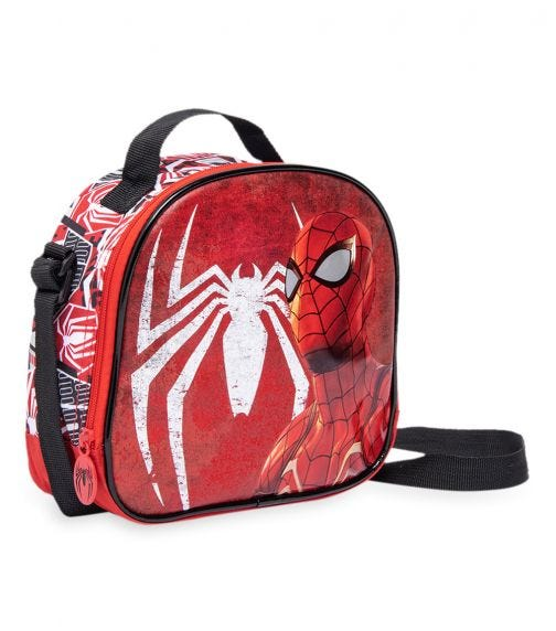 SPIDERMAN Iconic Lunch Bag