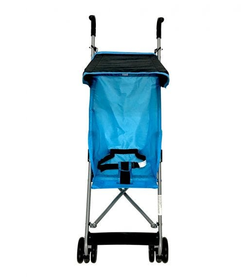 CUDDLES Buggy With Canopy Blue