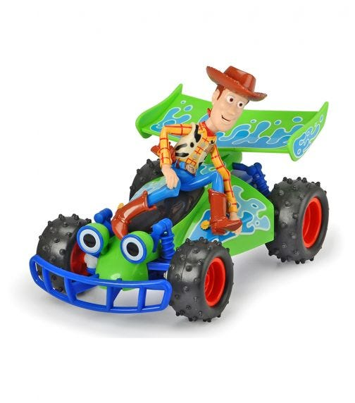 DICKIE RC Toy Story 4 Buggy With Woody 1:24