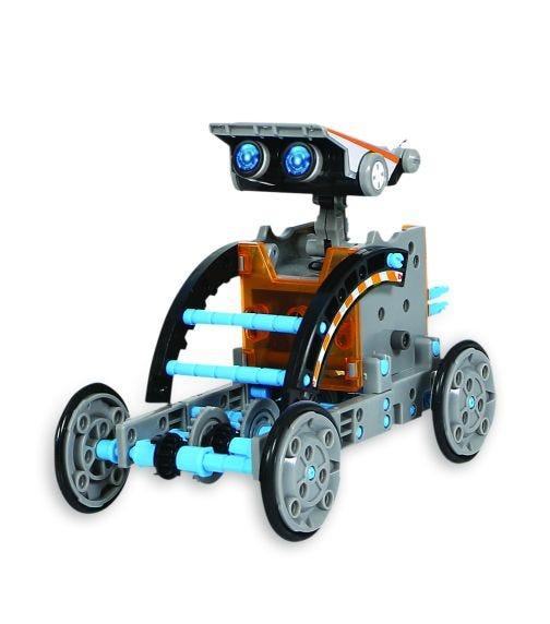 DISCOVERY MINDBLOWN - Solar Robot Construction Set