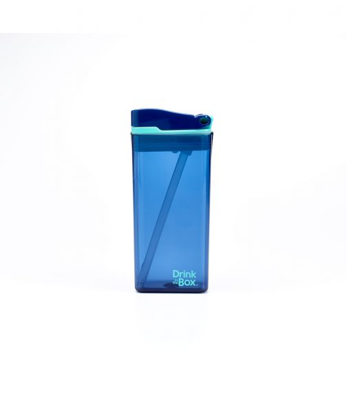 DRINK IN THE BOX Reusable Drink And Juice Box Container