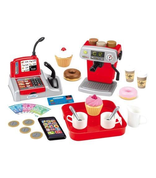 ECOIFFIER Coffee Shop Set
