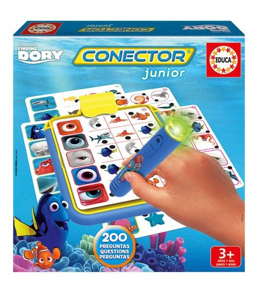 EDUCA Connector Junior Finding Dory 40 Sheets