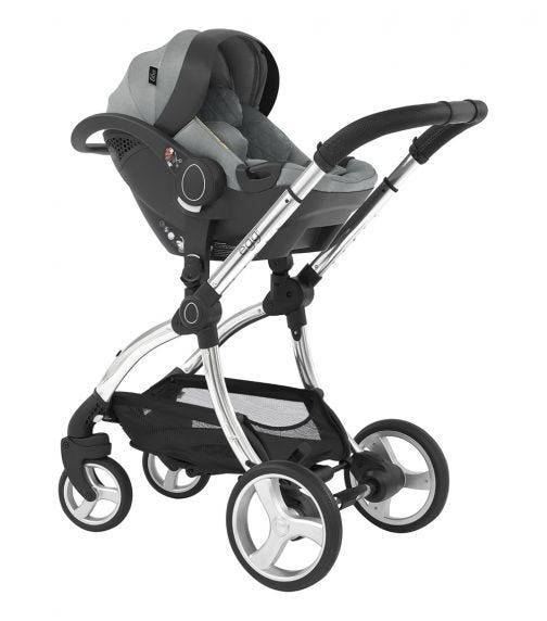 EGG Infant I-Size Car Seat Monument