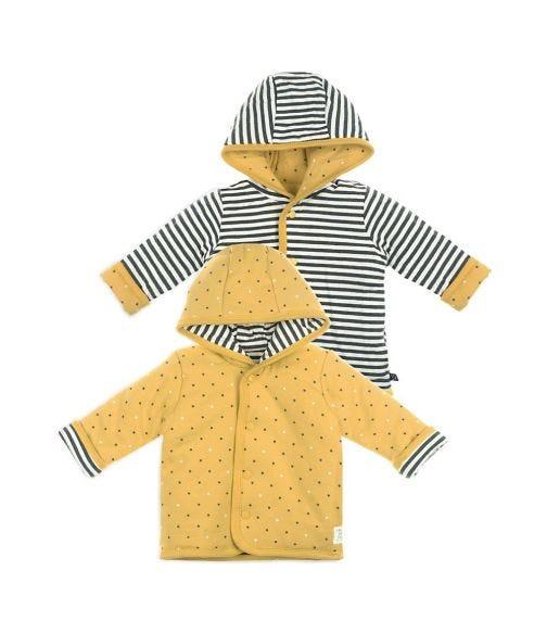 FEETJE Reversible Jacket With Hood - Stars