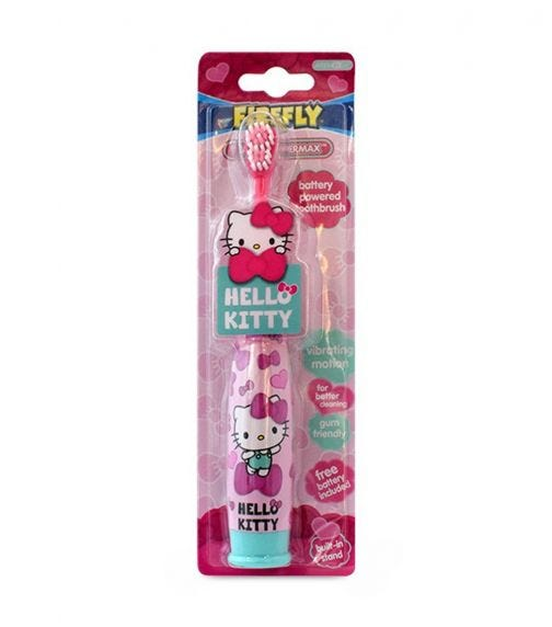 FIREFLY Hello Kitty Toothbrush Turbo Power With Battery