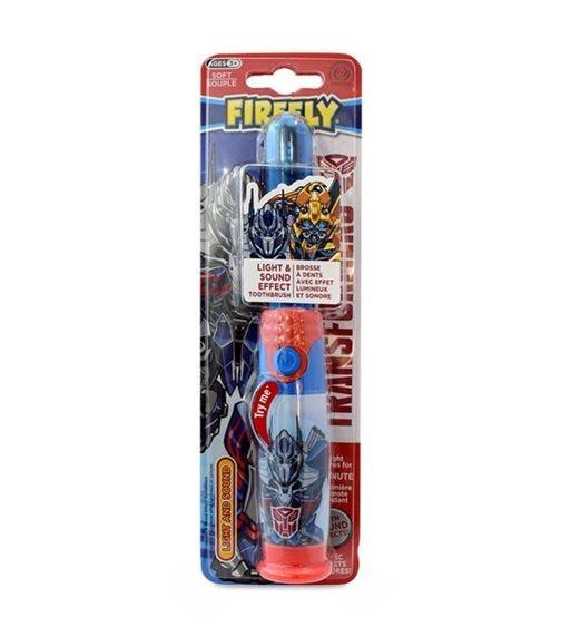 FIREFLY Trans Light & Sound Effect Toothbrush