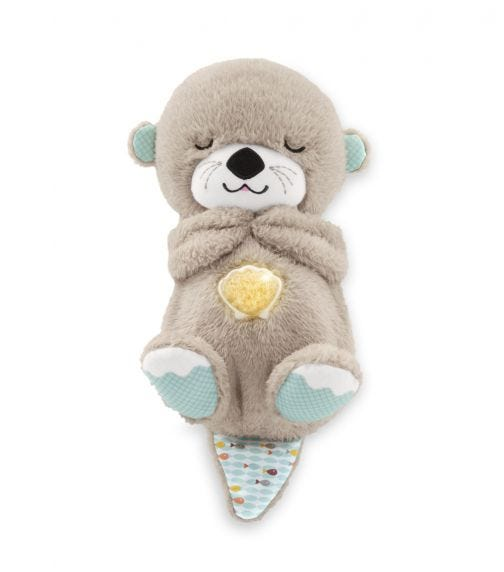 FISHER PRICE I Soothe N Snuggle Otter