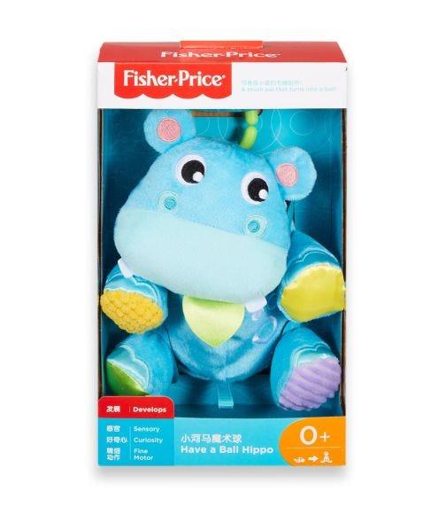 FISHER PRICE Newborn Have A Ball Hippo