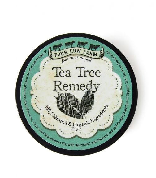 FOUR COW FARM Tea Tree Remedy
