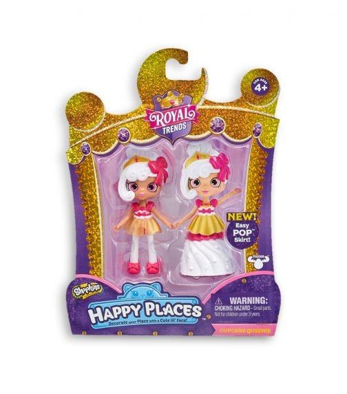HAPPY PLACES SPK S7 Doll Pack