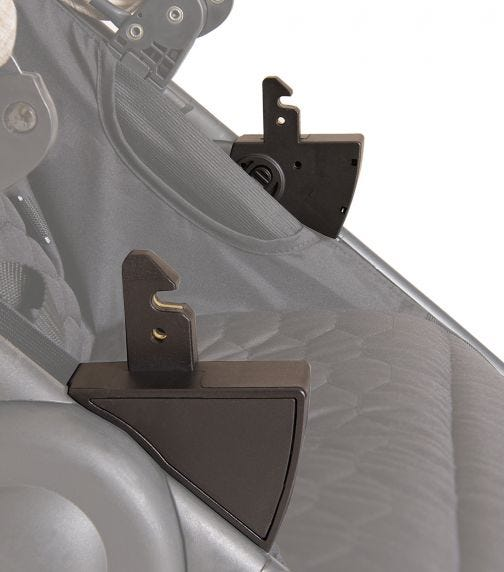 HAUCK Lift Up Car Seat Adapter - Black