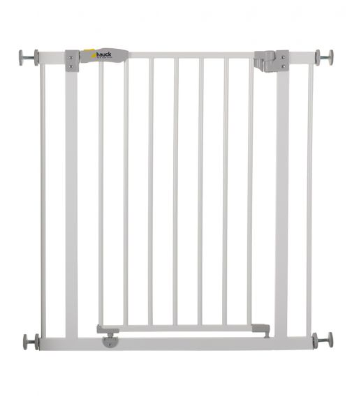 HAUCK Open 'N Stop Safety Gate (75 - 80Cm)White