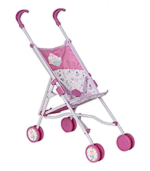 HTI Baby Born Stroller With Bag