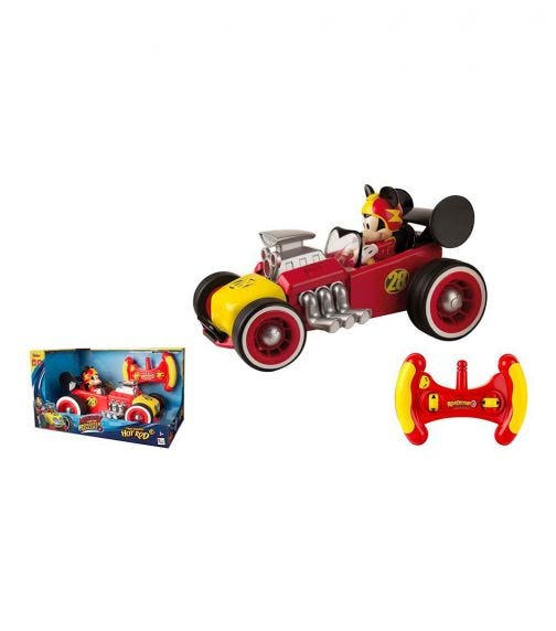 IMC TOYS Mickey Roadster Racer RC 2.4 Ghz