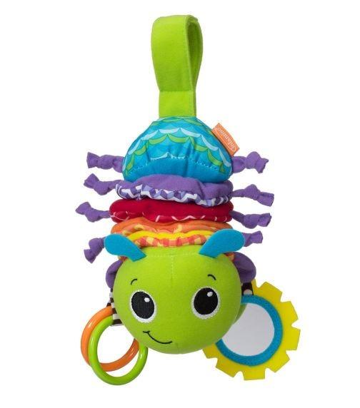 INFANTINO Hug & Tug Musical Bug