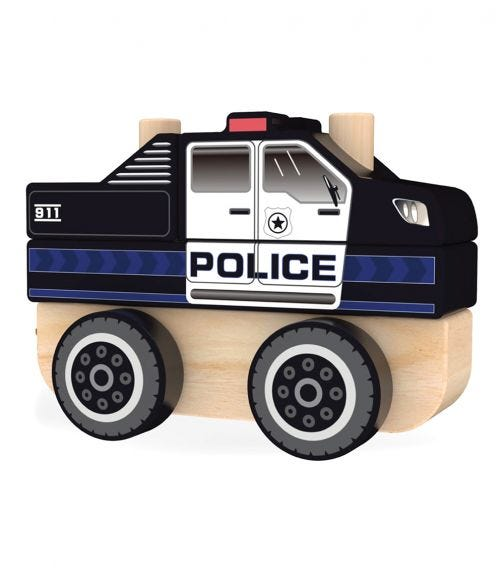 JADORE Police Truck