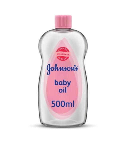 JOHNSONS BABY Oil, 500 ML