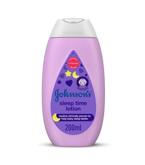 JOHNSONS BABY Lotion - Sleep Time, 200 ML