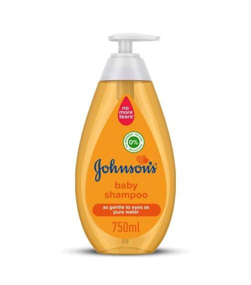 JOHNSONS BABY Shampoo, 750 ML