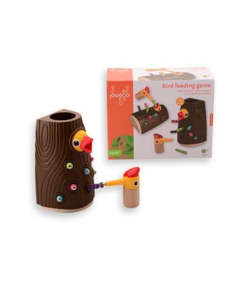 JOUECO Bird Feeding Game In Box
