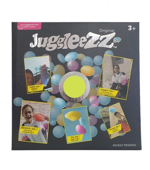JUGGLEEZZ In Color Box - Neon Green