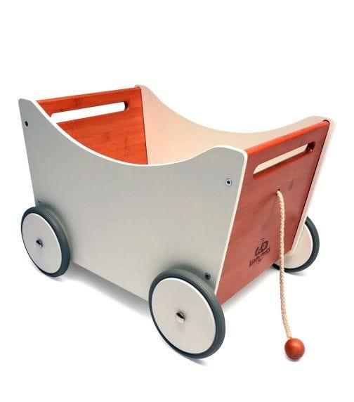KINDERFEETS Toy Box Walker