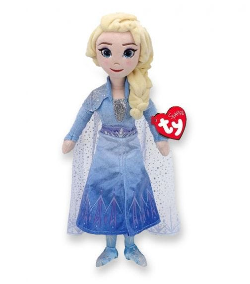 TY Disney Frozen Elsa Regular