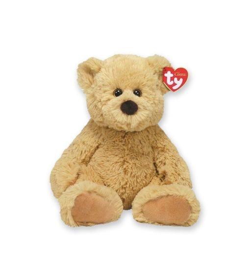 TY Classic Bear Boris Brown (Medium)