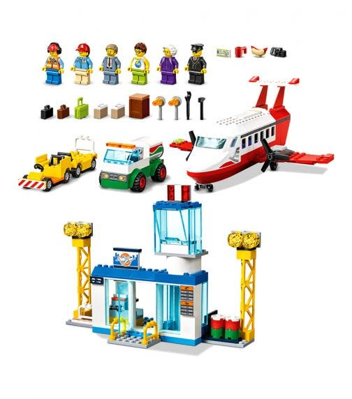 LEGO 60261 Central Airport