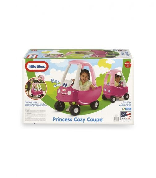 LITTLE TIKES Rosy Cozy Coupe