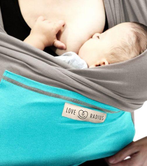 LOVE RADIUS The JPMBB Original Baby Wrap
