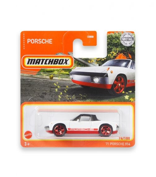 MATCH BOX Basic Car Collection Assorted