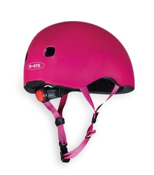 MICRO PC Helmet Raspberry Medium New Color Box