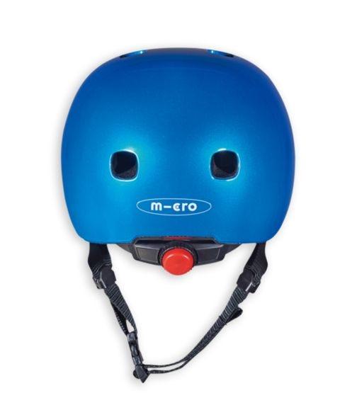 MICRO Piece Helmet Dark Blue Metallic - Medium