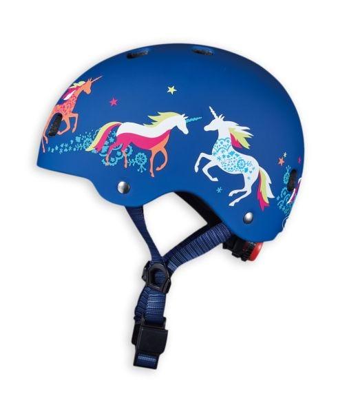 MICRO PC Helmet Unicorn - Small