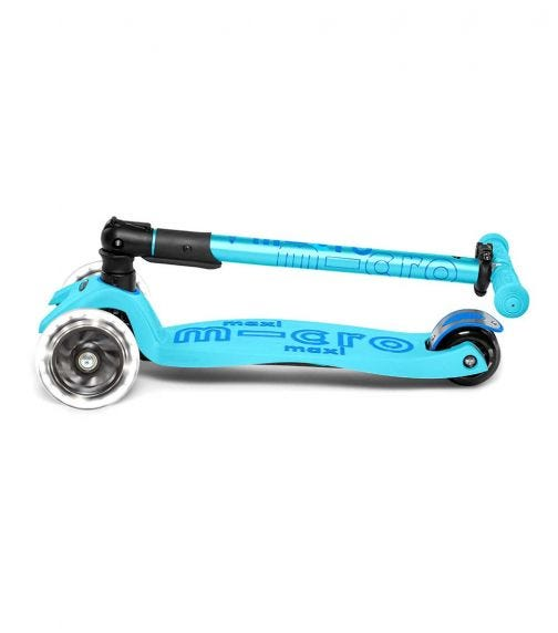 MICRO Maxi Deluxe Foldable Bright Blue Led
