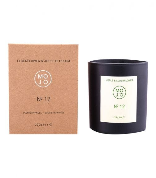 MOJO Elderflower & Apple Candle