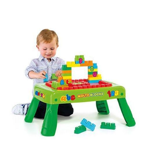 MOLTO Blocks Table 20 Pieces