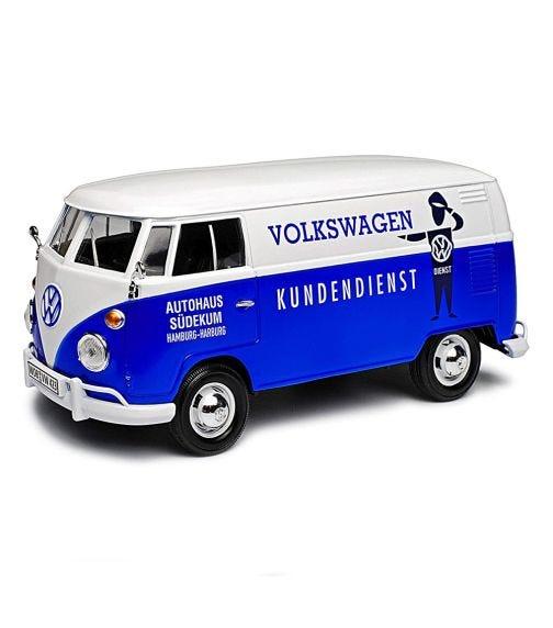 MOTORMAX 1:24 Volkswagen Type 2 T1 Delivery Van Kundeniens