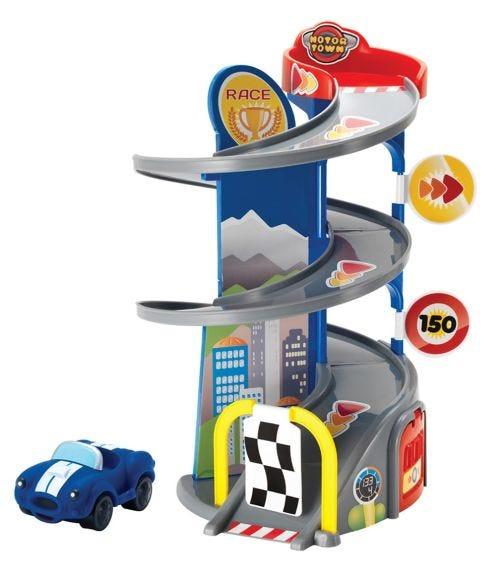 MOTOR TOWN Racing Station 113445