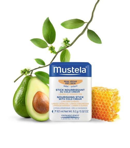 MUSTELA - Nourishing Stick With Cold Cream 10.1 ML