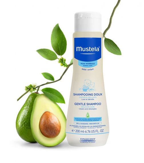 MUSTELA - Gentle Shampoo 200 ML