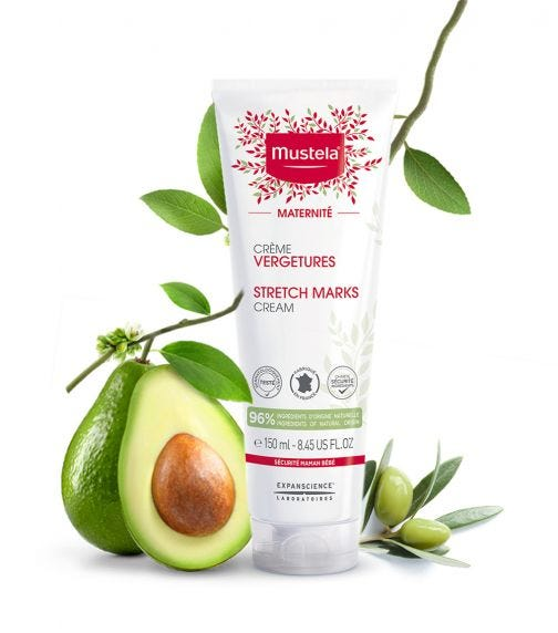 MUSTELA Stretch Marks Cream 3 In 1 150 ML