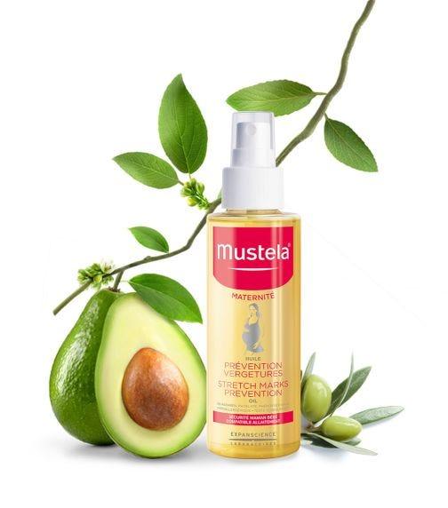 MUSTELA Stretch Marks Prevention Oil 105 ML