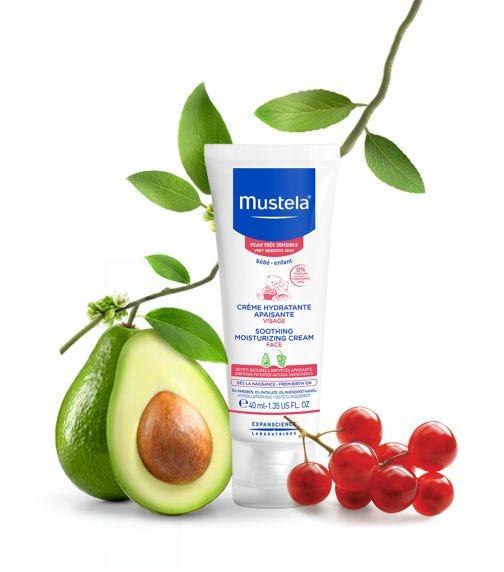MUSTELA Soothing Moisturizing Cream (Face) 40 ML