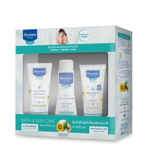 MUSTELA Atopic-Prone Skin Set